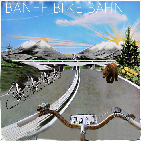 Banff Bike Bahn (Bikeway)