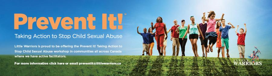 Prevent It! Taking Action to Stop Child Sexual Abuse