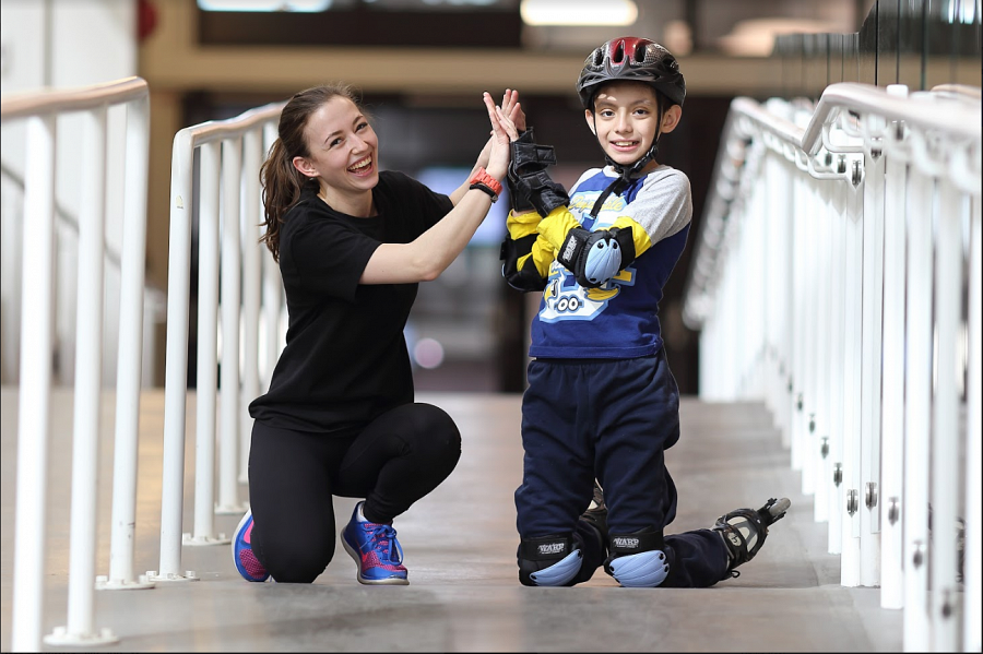 Free2BMe– Motor Skill Development for Children with Disabilities