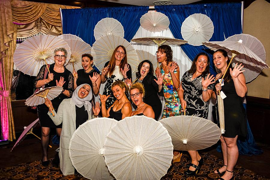 WIN House Under the Umbrella Gala
