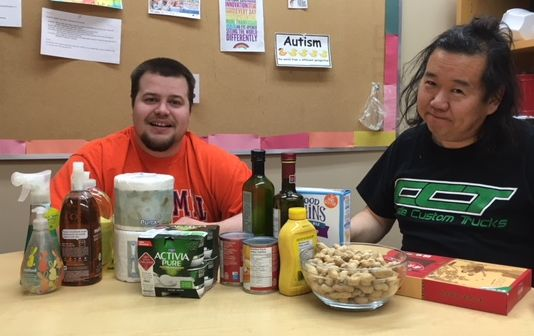 Autism Calgary Community Pantry
