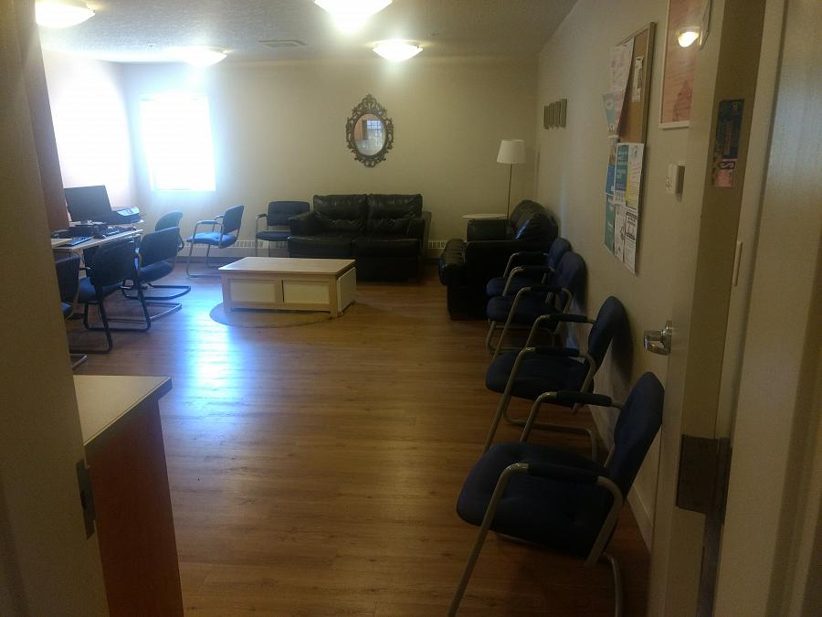 Brenda Strafford Society Community Room Improvements