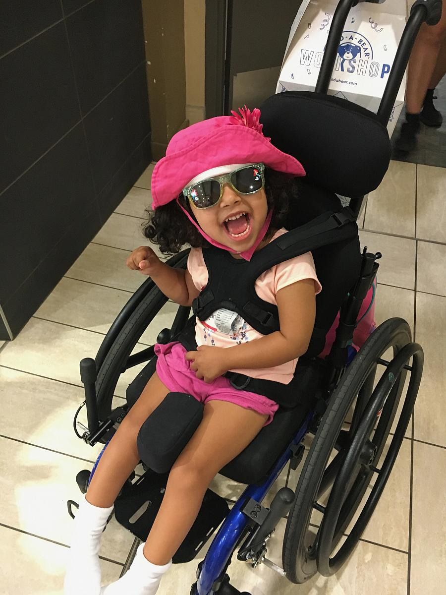 Cerebral Palsy Kids and Families – Crisis Fund