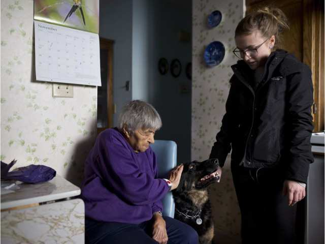 Pet Assist: Helping Pets + Their Seniors Stay Together