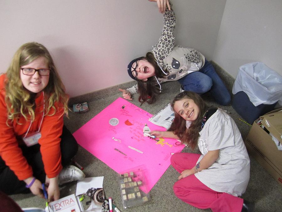Girl Power Summer Camp