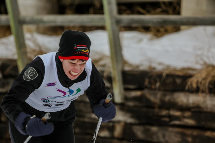 2016 Special Olympics Team Alberta