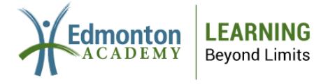 Edmonton Academy's School Relocation Campaign