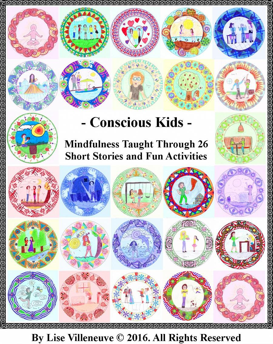 Help Me Get Conscious Kids Out There! (An Online Mindfulness Course for Children)