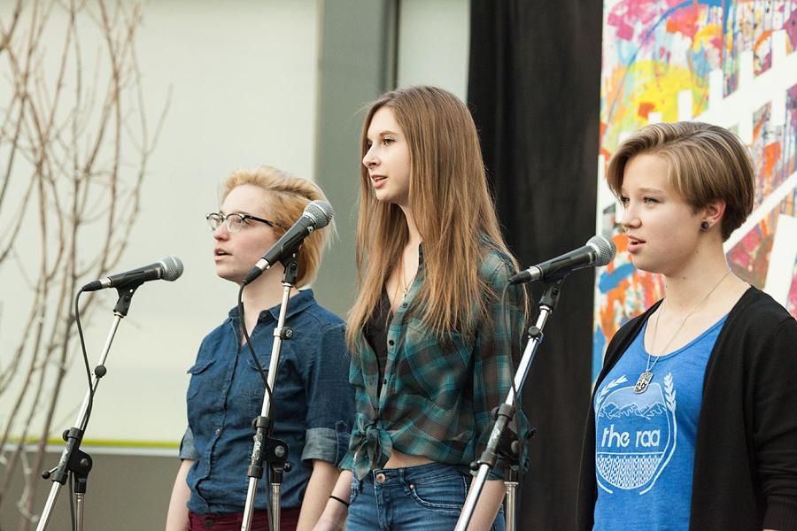 "St. Albert Amplify Youth Festival: ""The Art of Living"""