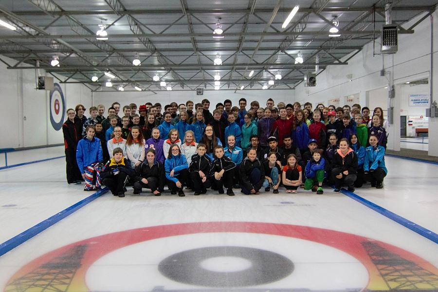 Calgary Youth Curling Association Sunday League