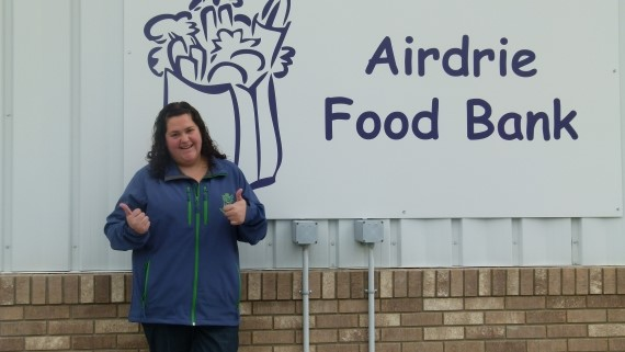 Modeling Management and Control of Diabetes in Patrons of Airdrie Food Bank: A Pilot