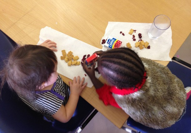 Nutrition is INN – After School Snack Program for Homeless Children