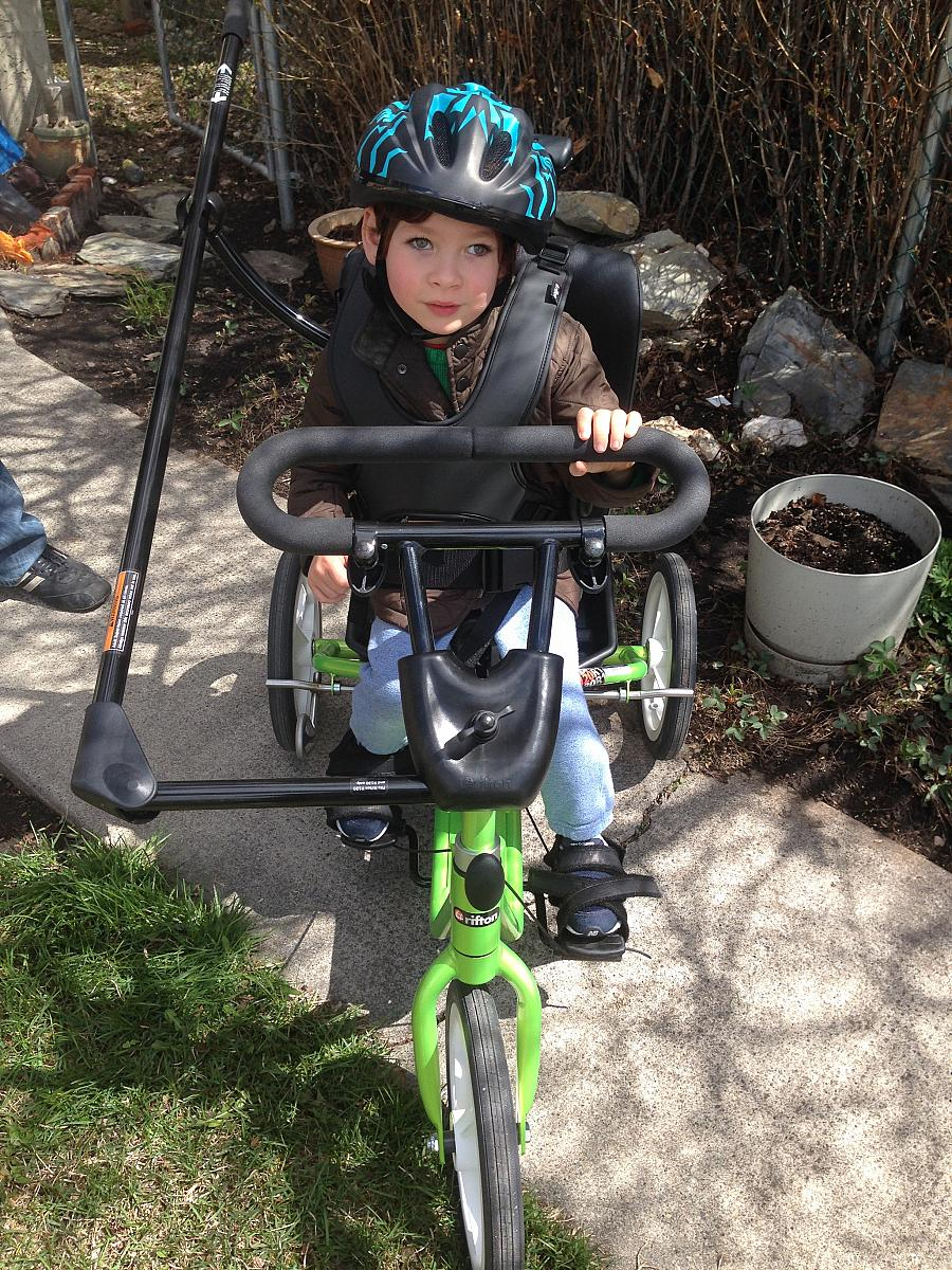 Adapted Bike Program – Special Bikes for Special Kids